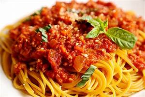 Noodles Bolognese Step by step recipe of Noodles in