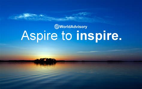 Aspire to Inspire - Small Business View