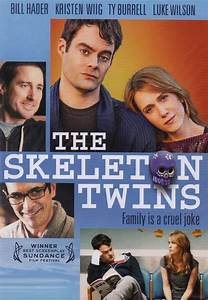 the skeleton twins poster | Confusions and Connections