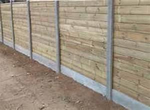 Poteau Beton Cloture Bricomarche : cloture poteau beton ~ Dailycaller-alerts.com Idées de Décoration