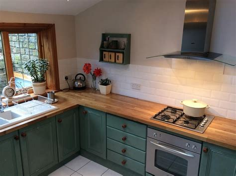 Customer Kitchen Wooden Worktop Gallery Page 3   Worktop