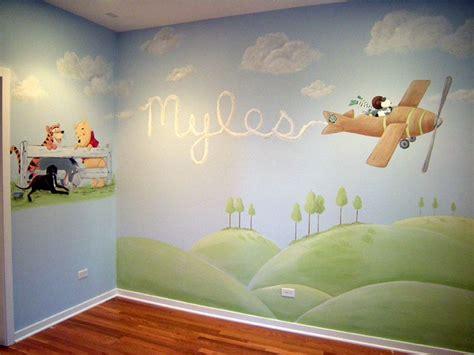 Best 20+ Nursery Murals Ideas On Pinterest  Nursery Wall