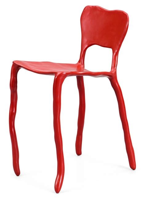 maarten baas sculpture   chair clay furniture baas