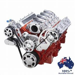 Gm Holden Chevy Ls 1 2 3 And 6 Engine Serpentine Kit