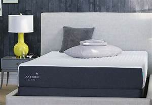 cocoon by sealy mattress reviews goodbedcom With cocoon mattress review