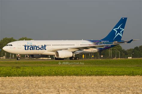 air transat service clientele budapestre j 246 n az air transat