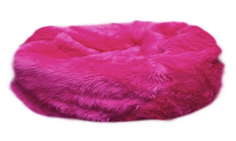 fur bean bag pink fluffy bean bag chair purple bean
