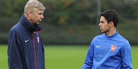 Wenger tips Arteta for coaching role - Arseblog News - the ...