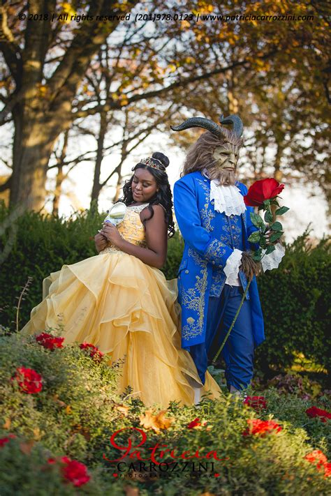 Lissette's Beauty and The Beast Quinceañera | Galloping ...