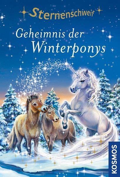 geheimnis der winterponys sternenschweif bd von linda