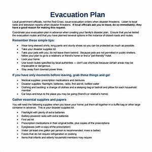 sample evacuation plan template 9 free documents in pdf With fire evacuation plan template for office