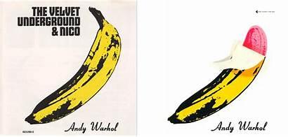 Warhol Andy Velvet Underground Nico Album Covers