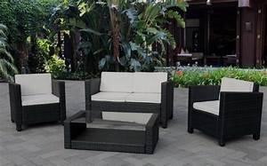 Lounge Sessel Rattan : lounge set sitzgruppe poly rattan anthrazit bank sessel tisch mit glasplatte ebay ~ Frokenaadalensverden.com Haus und Dekorationen