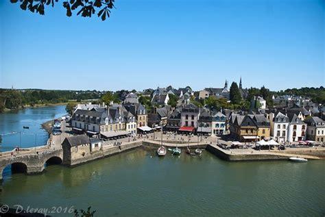 le port de st goustan vu en arrivant d auray オーレー port de st goustanの写真 トリップアドバイザー