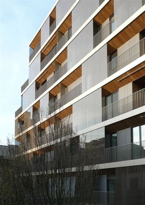 Beautiful Residential Complex Milan Italy Multi