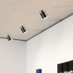 track lighting low voltage track lighting wall mounted lights shop v50 buschfeld design new