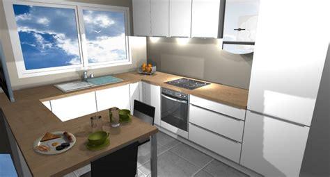 cuisine u rénovation 3 implantations pour notre cuisine lalouandco