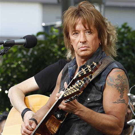 Richie Sambora Talks Openly For The First Time About
