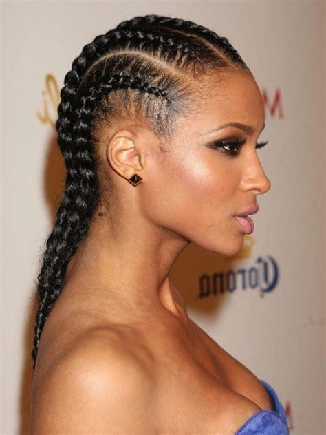 cornrow hairstyles different cornrow braid styles