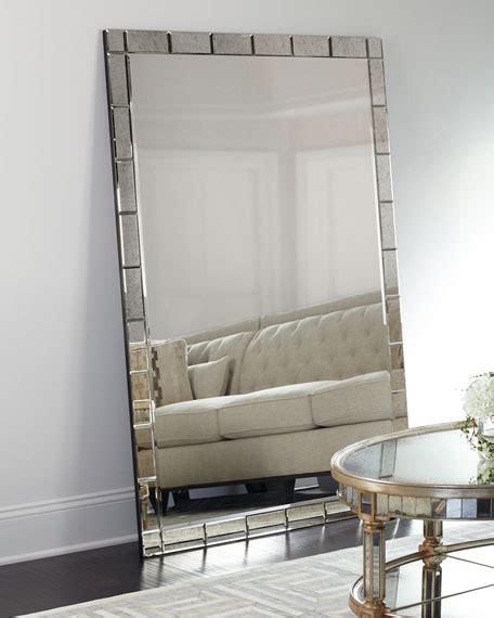 floor mirror neiman benedict floor mirror neiman marcus