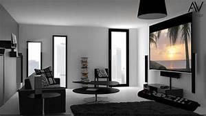 Videoprojecteur Salon : ecran de projection electrique concept electrol youtube ~ Dode.kayakingforconservation.com Idées de Décoration