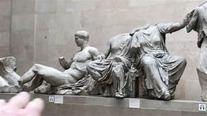 A Tour Of The Parthenon Frieze With Dan Snow