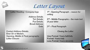 How To Write An Open Business Reference Letter