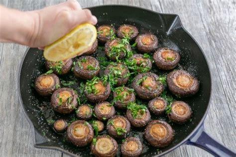 easy  tasty serve sauteed mushrooms