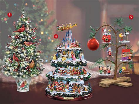 Table Top Christmas Trees Ideas