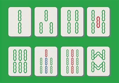 Mahjong Vector Clipart Graphics Hand System Edit