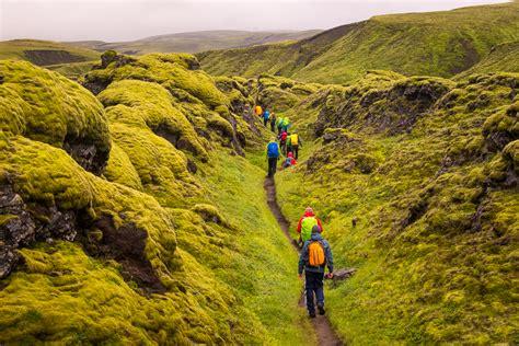Trekking Iceland – Volcanic Trails – Hólaskjól to Álftavötn