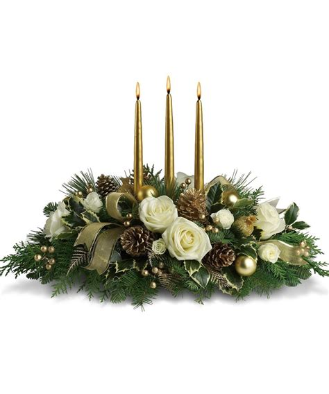Start Your Holiday Shopping With Floral Décor And