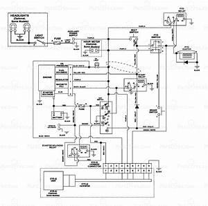 Gravely Zero Turn Mower Wiring Diagram