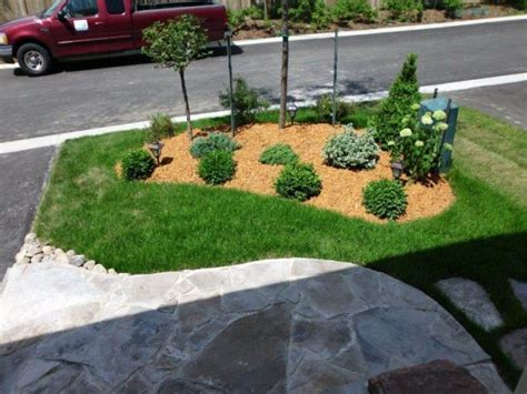 15 simple landscape in the front yard only for your