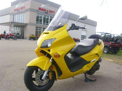 2006 Honda Reflex Sport (nss250s) Scooter For Sale On 2040