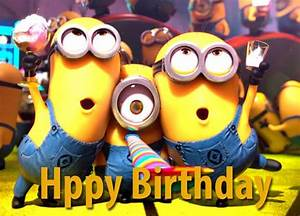 funny happy birthday messages , minions funny wallpapers ...