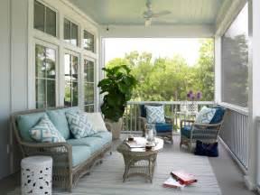 Coastal Living Porches