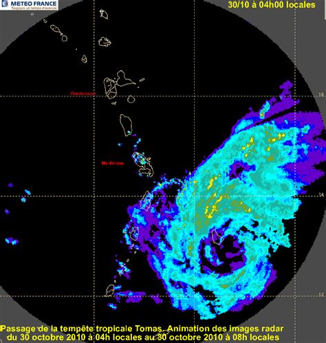 Le Mo Weather Radar by Meteo Antilles Guyane Pr 233 Visions M 233 T 233 Os