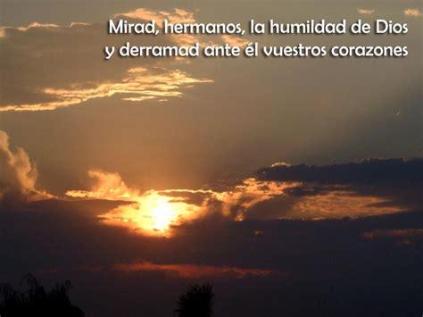 difundiendo la palabra la humildad ante dios