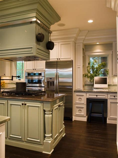 Kitchen With Desk Area by Photo Page Hgtv