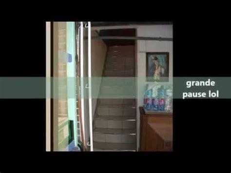 carreler un escalier droit youtube