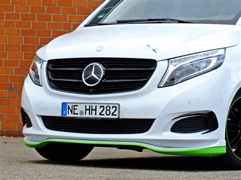 Mercedes V Class Hd Picture by 2015 Hartmann Tuning Mercedes V Class Hd Pictures