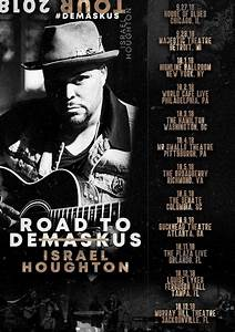 Acclaimed Singer-Songwriter Israel Houghton Announces ...