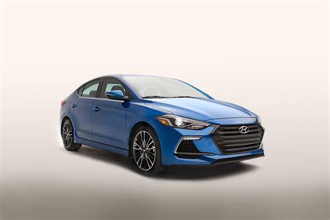 2017 Hyundai Elantra Sport Revealed, Becomes Most Powerful