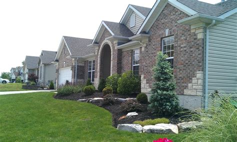 front yard landscaping imperial mo photo gallery