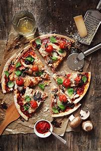 7 delicious pizza recipes you can actually make at home | Food photo, Food inspiration, Pizza style
