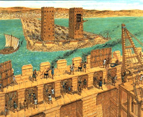 city siege 1 the siege of tyre sophismata