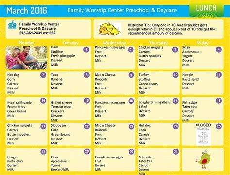 daycare lunch menu preschool lunch menu lansdale day 392 | 95003d89b46876bd5ffc2336f07fed7d