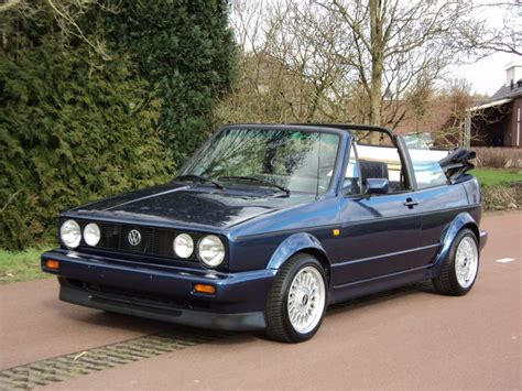 vw golf 1 cabrio cabriolet volkswagen golf 1 1 8i 1993 catawiki