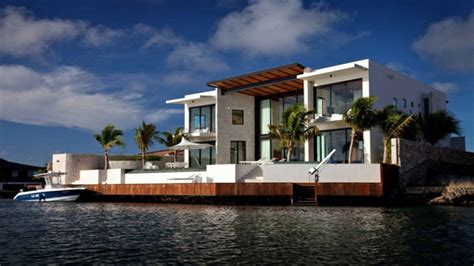 waterfront home designs home plans with photos of inside